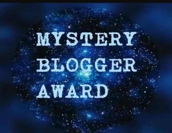 Mystery Blog Award 4.21.2020